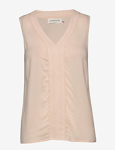 Top - hihattomat topit - whisper beige