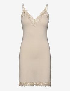 Strap dress - korte kjoler - gray morn