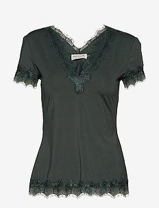 T-shirt ss - blouses med korte mouwen - urban chic