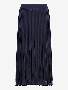 Skirt - jupes longues - dark blue