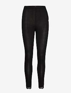 Leggins - leggings - black