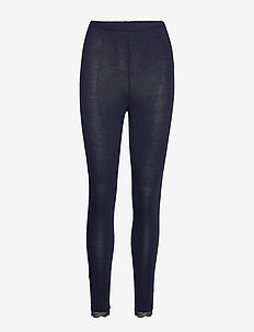 Leggins - leggings - navy