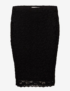 Skirt - lyhyet - black