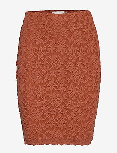 Skirt - COPPER BROWN