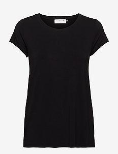 T-shirt ss - t-shirts - black