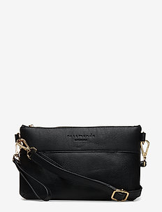 Clutch - shoulder bags - black gold