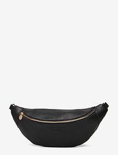 Bag small - midjeveske - black gold
