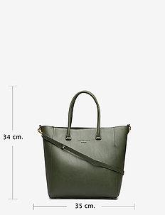 Bag - GREEN BLACK