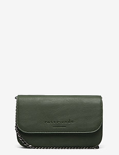 Belt bag - heuptassen - black green black oxid
