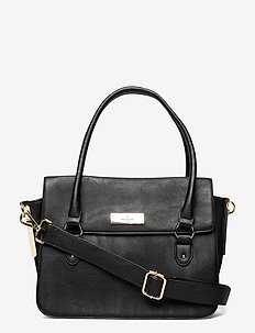 Bag - handväskor - black gold