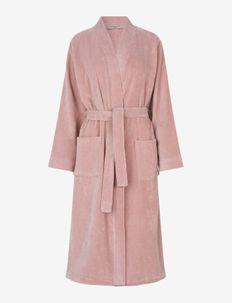 robe - pegnoirs - vintage powder