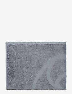 Towel - towels - charcoal grey