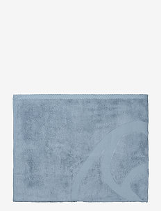 Towel - håndklæder - dusty blue