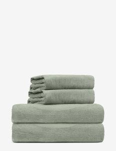 towel 95x140cm - hand towels & bath towels - seagrass