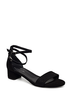 Shoes, flat heel - BLACK
