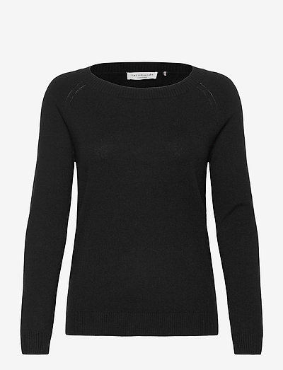 Pullover ls - gensere - black