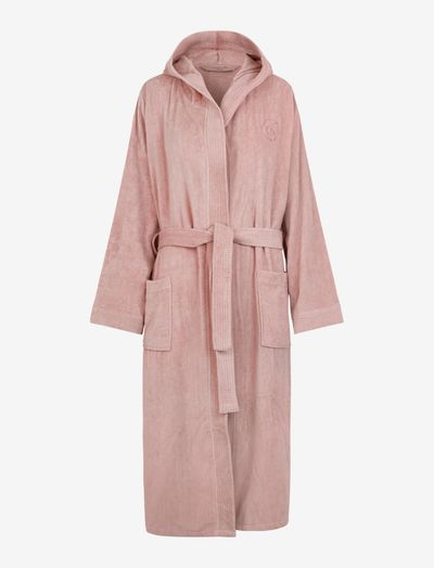 robe - night & loungewear - vintage powder