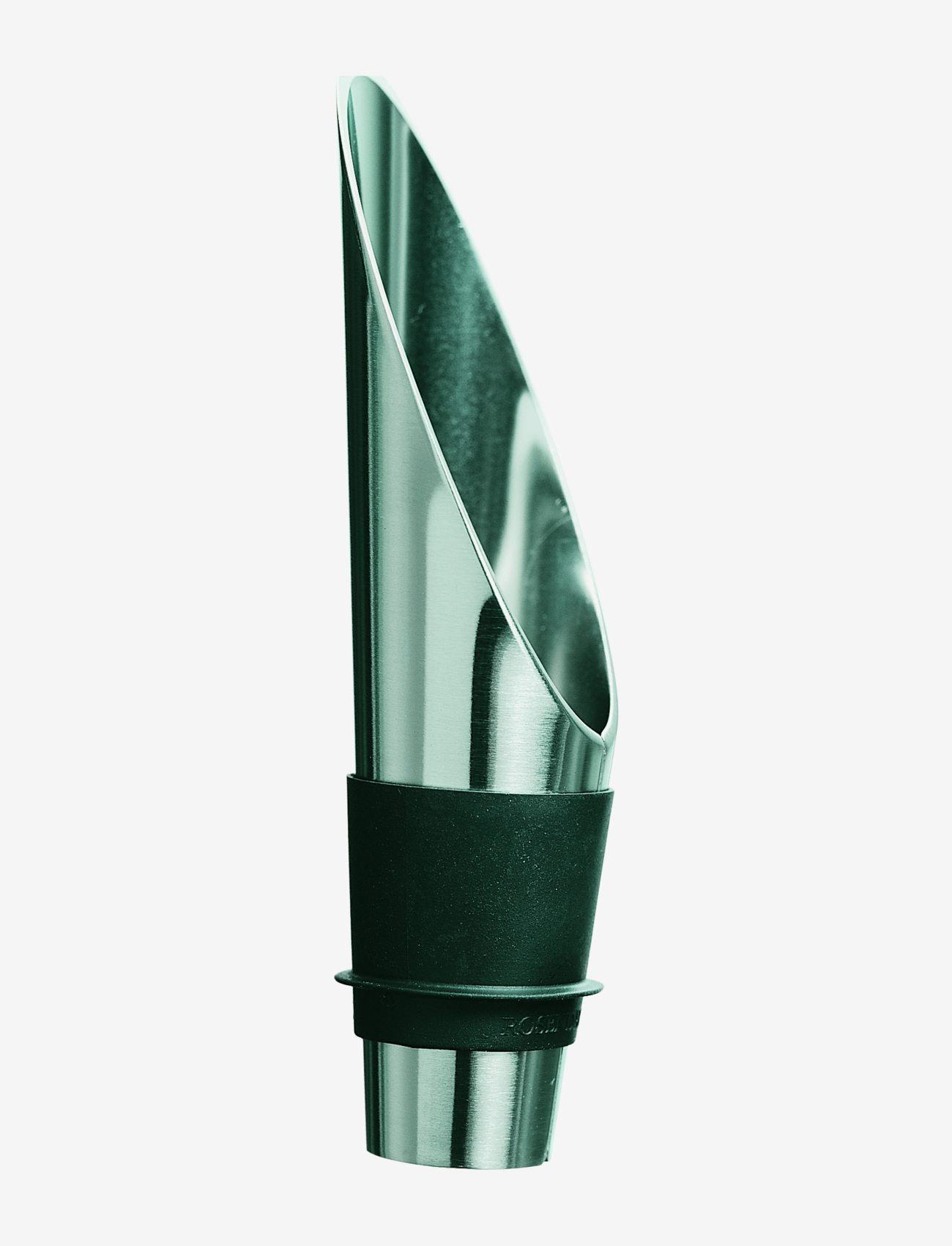 Rosendahl - Grand Cru Skjenkepropp H8 - vinåpnere & korketrekkere - black/steel - 0