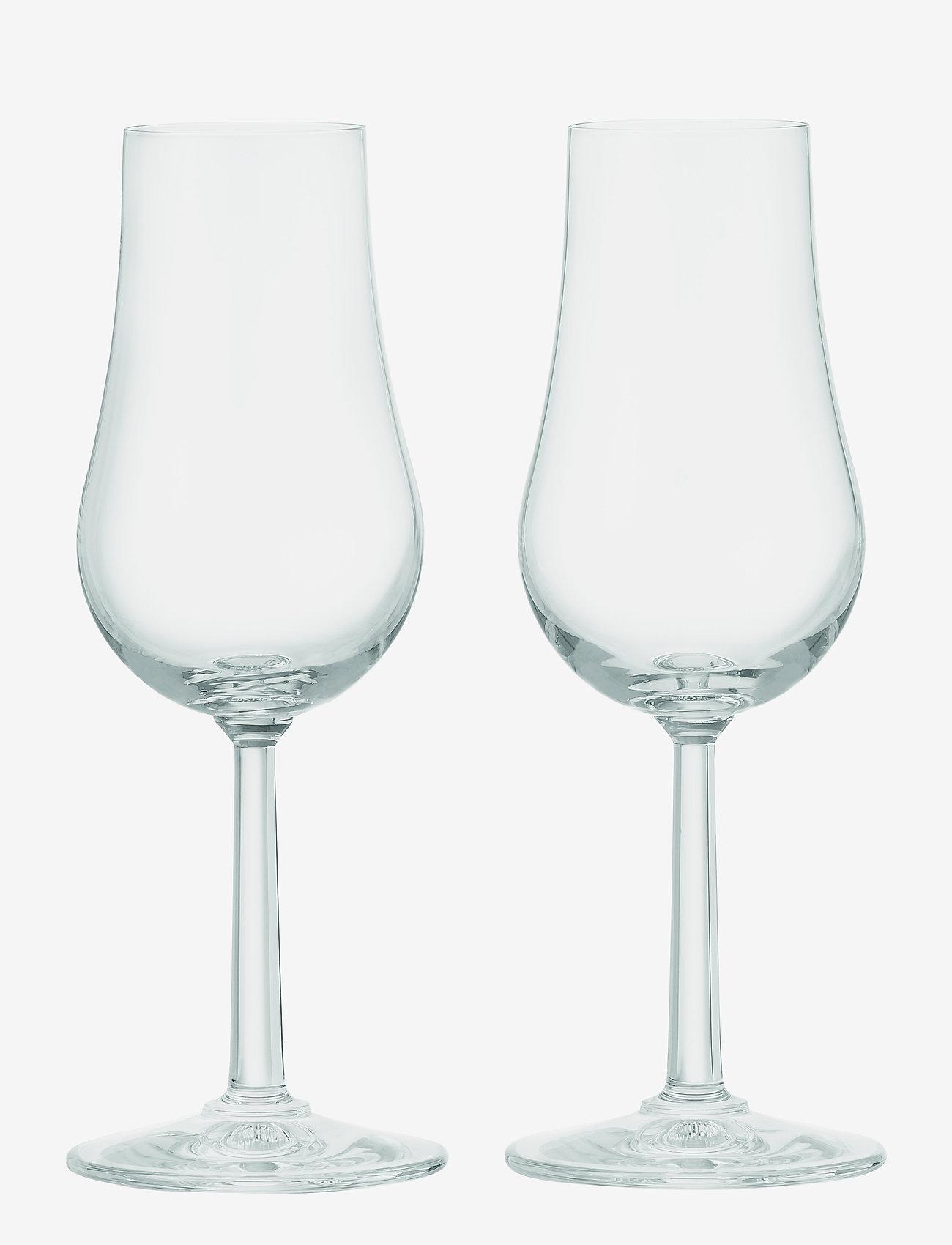 Rosendahl - Grand Cru Brennevinsglass 24 cl 2 stk. - whiskyglass & cognacglass - clear - 0