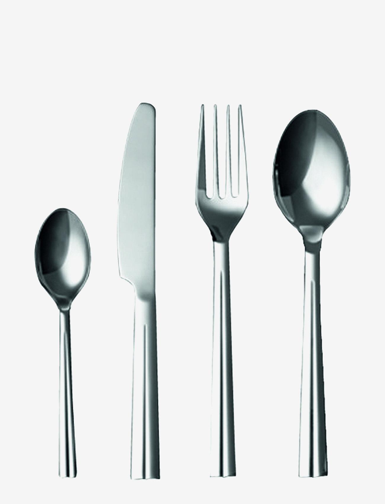Rosendahl - Grand Cru Bestikksett stål 16 deler - bestikksett - steel - 1