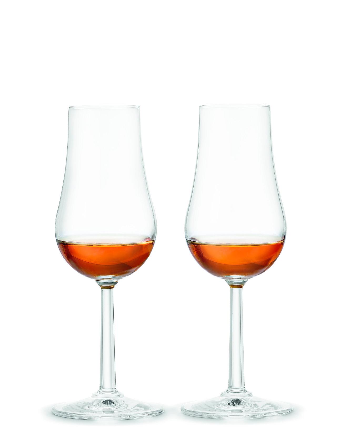 Rosendahl - Grand Cru Brennevinsglass 24 cl 2 stk. - whiskyglass & cognacglass - clear - 1