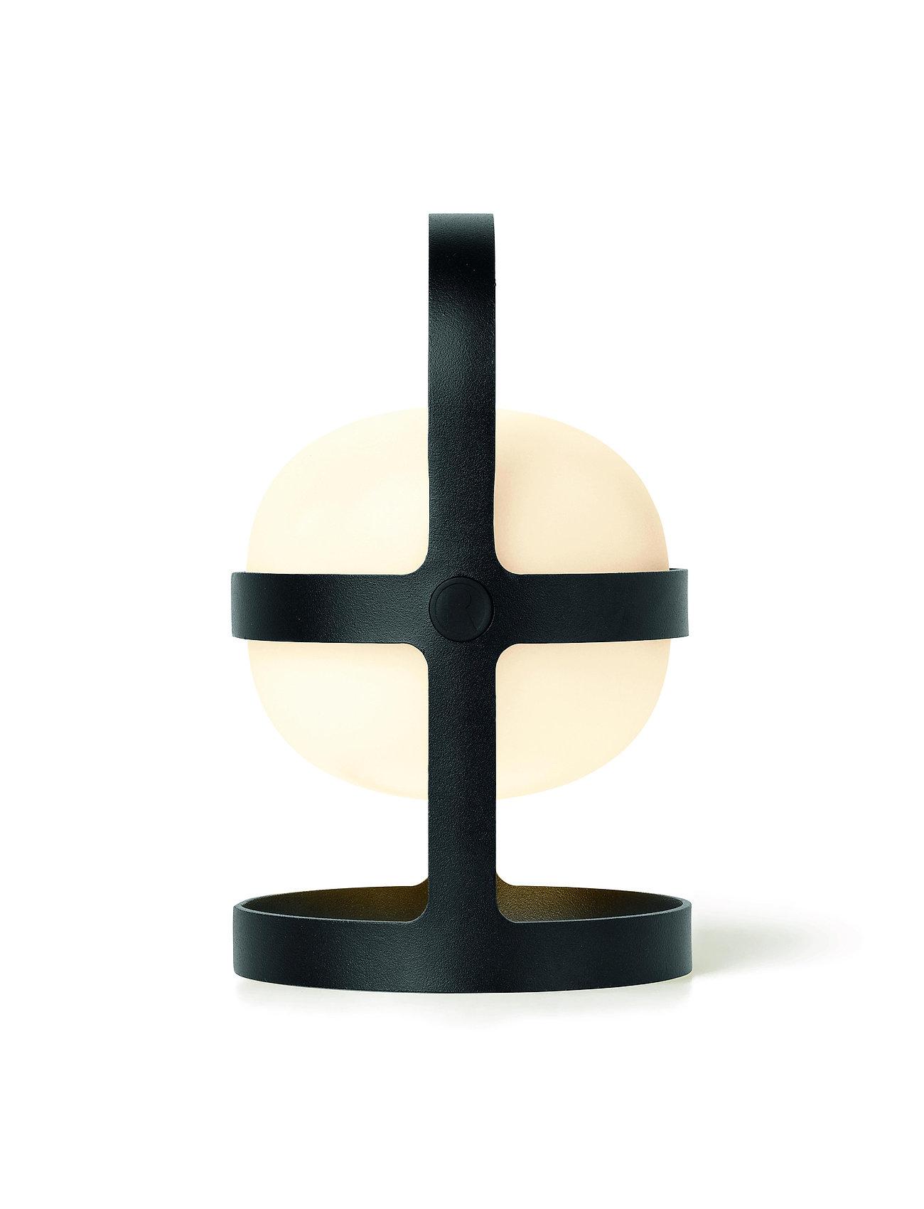 Rosendahl - Soft Spot Solar H18,5 - bordlamper - black - 1