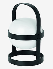 Rosendahl - Soft Spot Solar H18,5 - bordlamper - black - 0