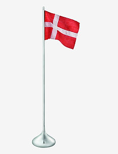 RO Table flag Danish H35 - koriste-esineet - silver coloured