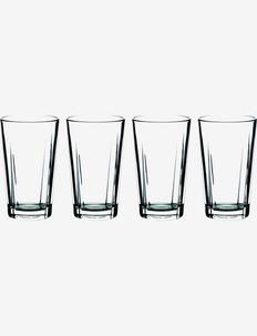 Grand Cru Kafflass 37 cl 4 stk. - vannglass - clear