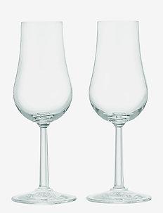 Grand Cru Brennevinsglass 24 cl 2 stk. - whiskyglass & cognacglass - clear