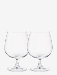 Grand Cru Cognacglass 40 cl 2 stk. - martiniglass & cocktailglass - clear