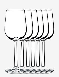 Grand Cruvinsglass 32 cl 6 stk. - vinglass - clear