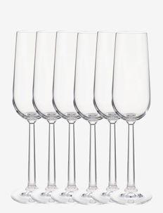 Grand Cru Champagnlass 24 cl 6 stk. - vinglass - clear