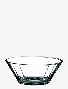 Grand Cru Glasskål Ø19,5 cm - serveringsskåler - clear