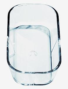 GC Ovenproof dish 24x12,5 clear - vuoka-astiat - clear