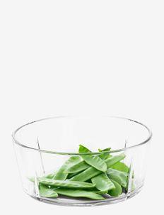 GC Ovenproof bowl Ø19,5cm clear - kulhot - clear