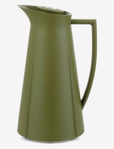Grand Crus jug 1,0 l - kannut & karahvit - olive green