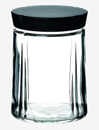 Grand Cru Oppbevaringsglass 75 cl - glasskrukker - black