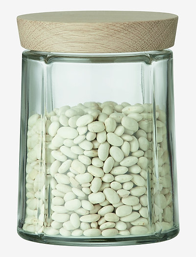 Grand Cru Oppbevaringsglass 75 cl eik - glasskrukker - oak
