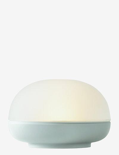 Soft Spot LED Ø9 cm - bordlamper - offwhite