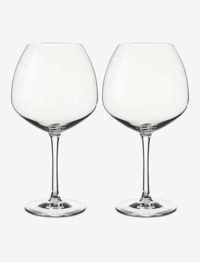 Premium Gin glass 93 cl 2 stk. - martiniglass & cocktailglass - clear