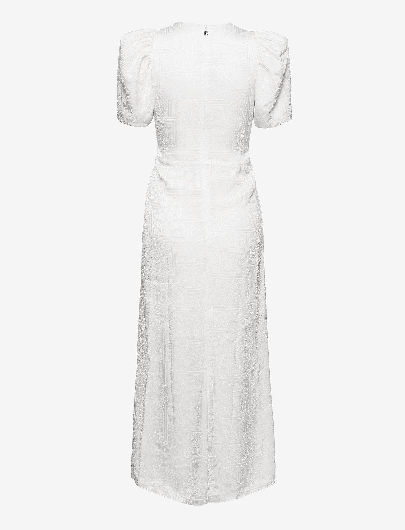 ROTATE Birger Christensen - Alma Dress - bright white - 1
