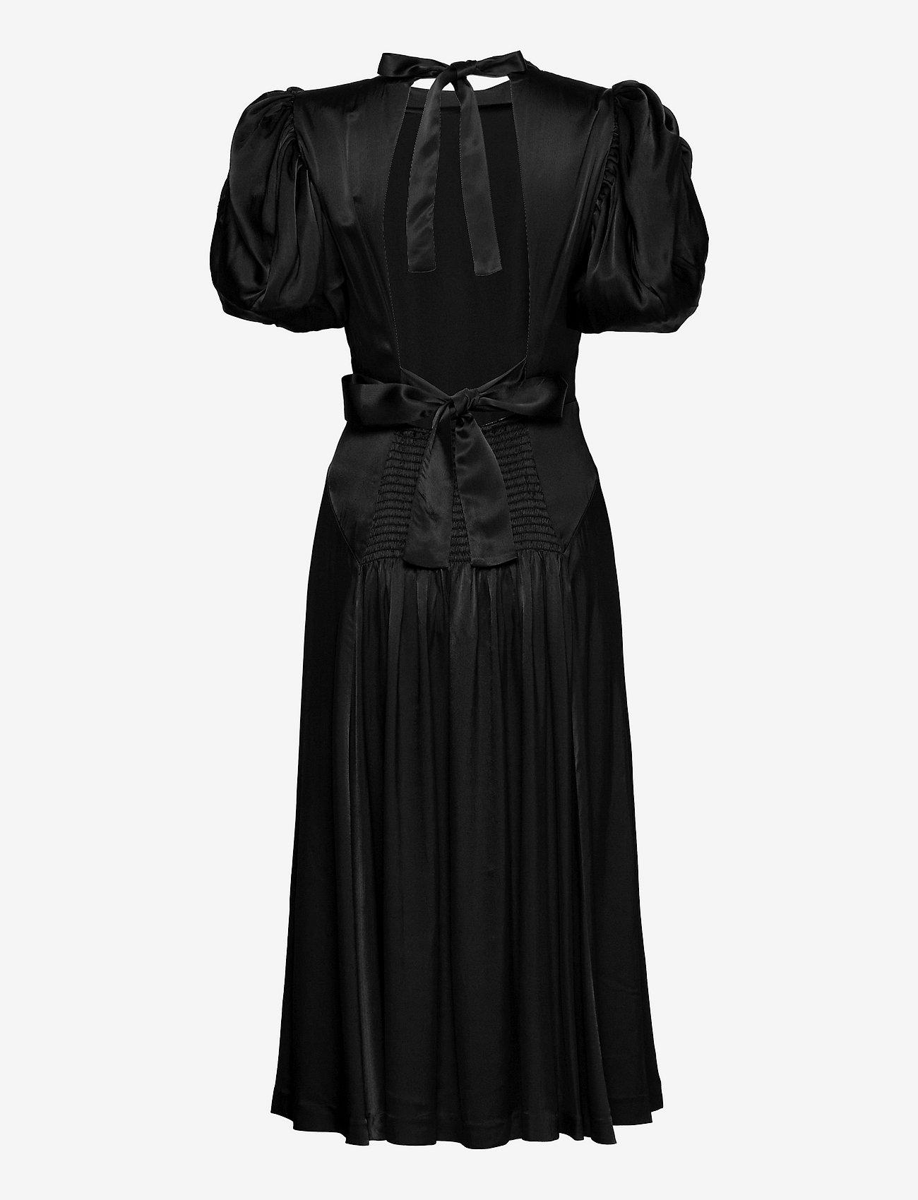ROTATE Birger Christensen - Dawn Dress - cocktailjurken - black - 1