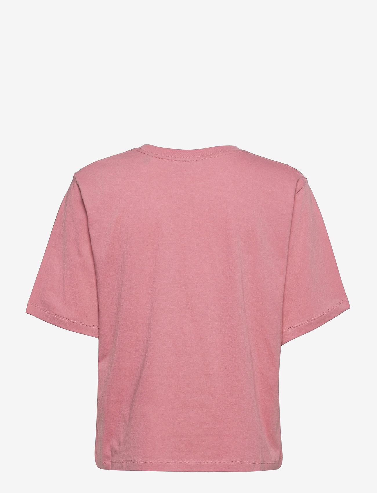 ROTATE Birger Christensen - Aster T-Shirt - t-shirts - lilas - 2