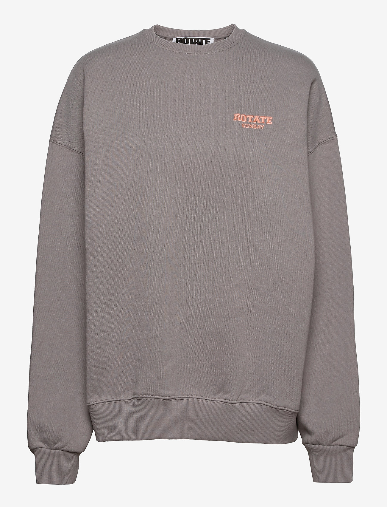 ROTATE Birger Christensen - Iris Crewneck - sweatshirts en hoodies - cloudburst - 1