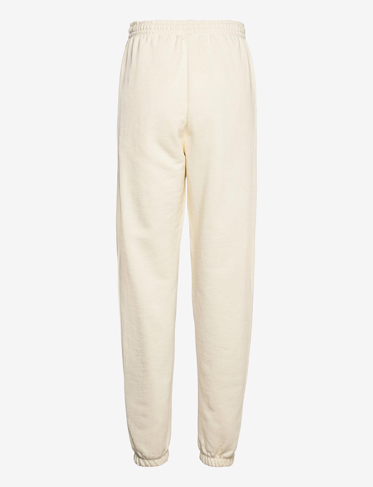 ROTATE Birger Christensen - Mimi Sweatpants Small Print - neue mode - winter white - 1