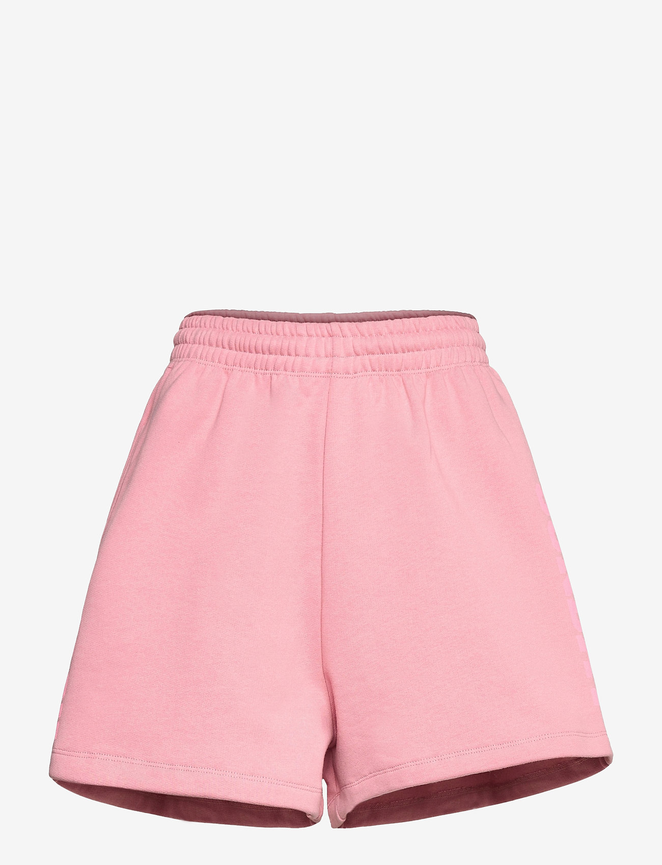 ROTATE Birger Christensen - Roda Shorts Large Print - shorts casual - lilas - 1