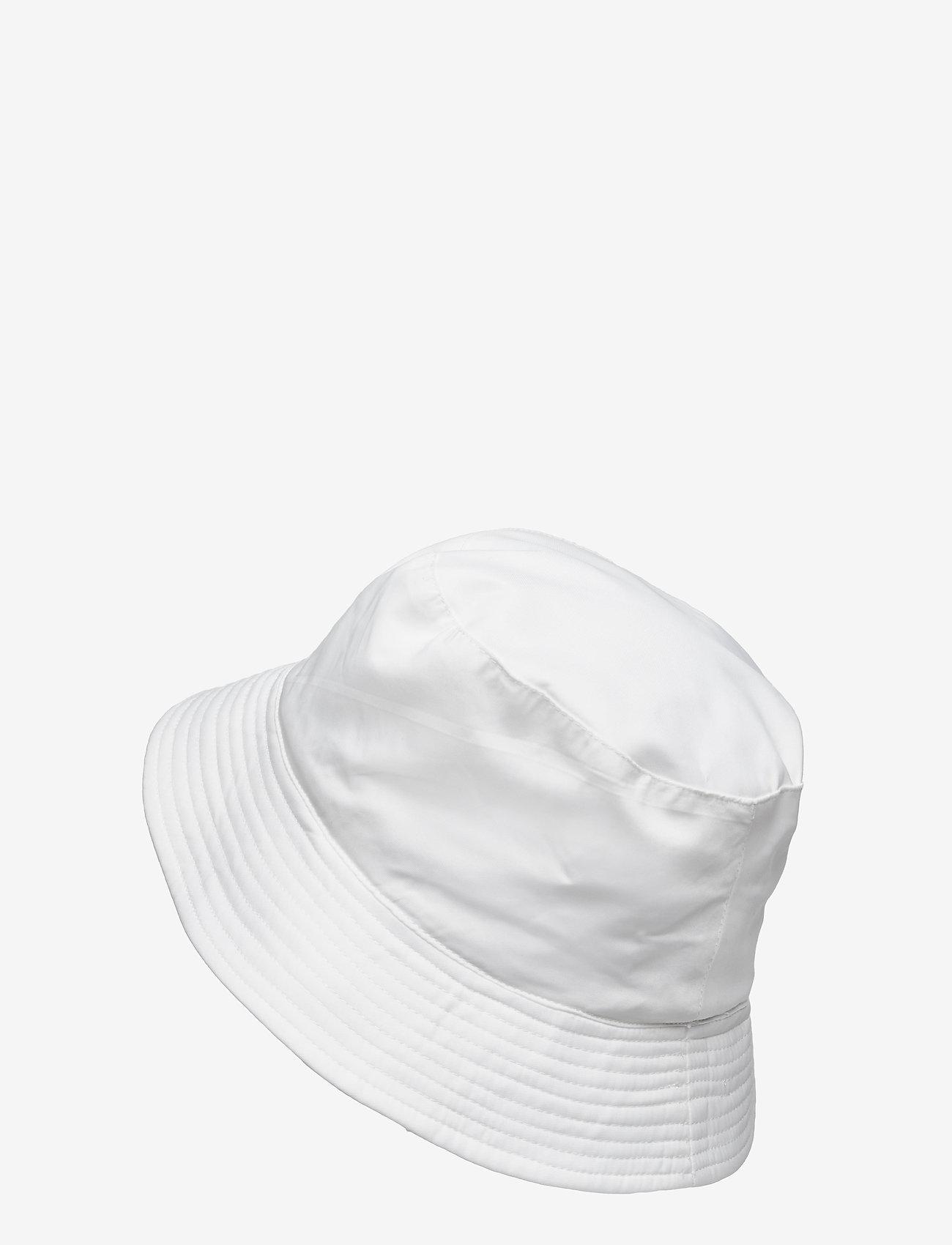 ROTATE Birger Christensen - Bianca Bucket Hat - emmer hoeden - bright white - 2