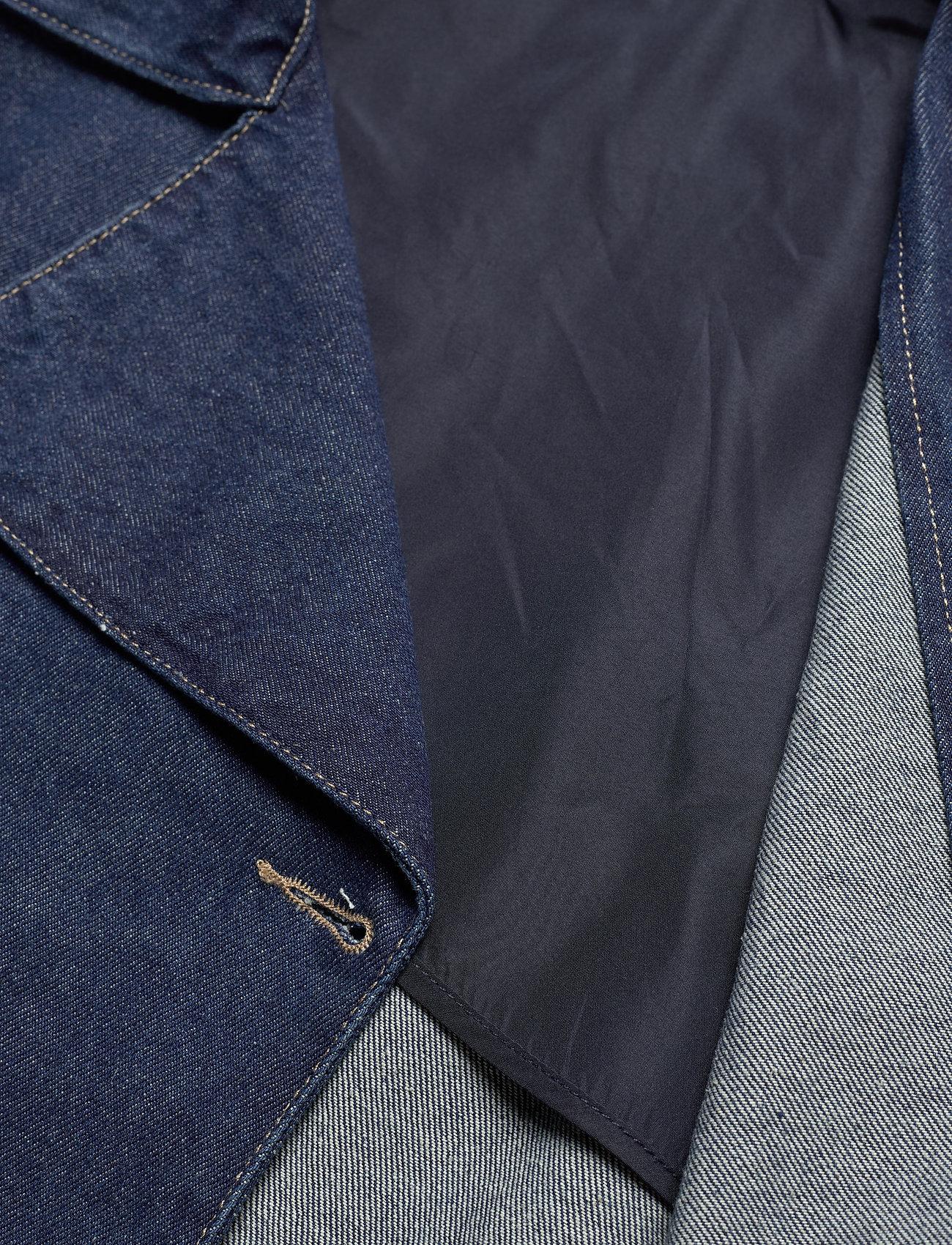 ROTATE Birger Christensen - Loretta Jacket - jeansjacken - dark blue denim - 3