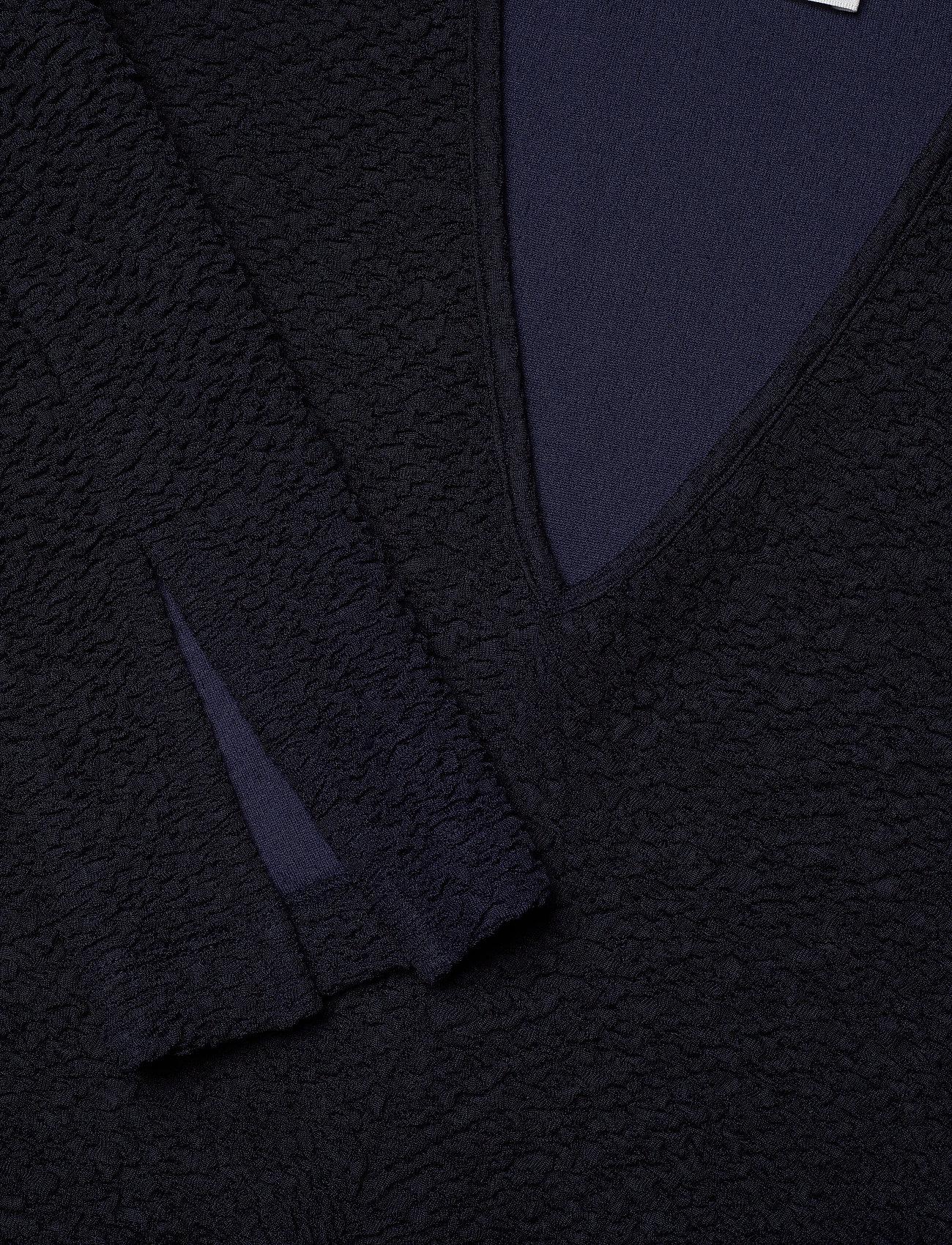 ROTATE Birger Christensen - Sierra Dress - alledaagse jurken - dark sapphire - 2